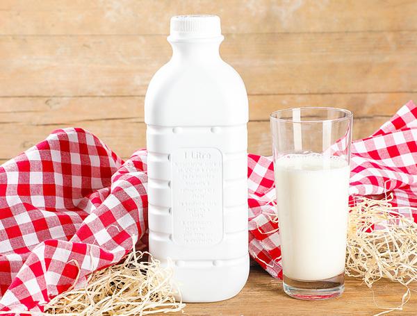 Image of Bio Milch teilentrahmt, 2.5% Fett, 1l