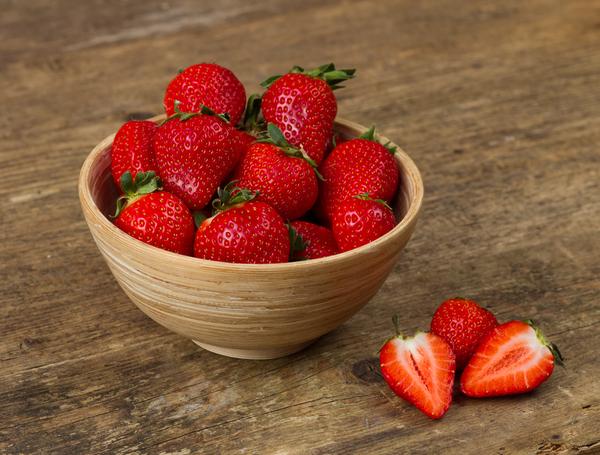 Image of Bio Erdbeeren, 250g