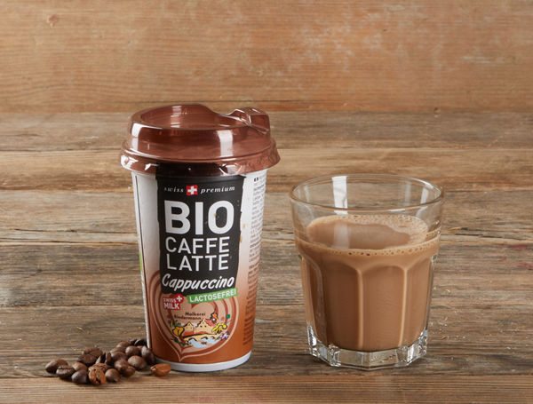 Image of Bio Cafe Latte Cappuccino laktosefrei, 230ml