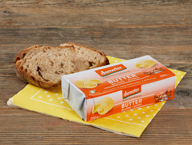 Butter pasteurisiert Demeter, 200g